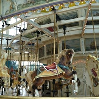 Photo taken at The Carousel by Darby S. on 6/25/2012