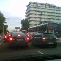Photo taken at Avenida Álvaro Botelho Maia by clodoaldo m. on 7/26/2012