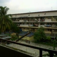 Photo taken at Colombian Flats by Abeklate on 3/5/2012