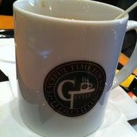 Photo taken at G-Style Cafe by tad u. on 4/16/2012
