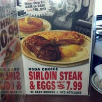 Photo taken at Norm's Restaurant by Ric M. on 6/2/2012