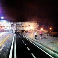Photo taken at Lungomare di Napoli by Antonio P. on 9/4/2012