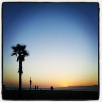 Photo taken at Venice Beach Pier by Frank L. on 8/20/2012
