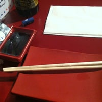 Photo taken at IOU Sushi by Andrew K. on 2/11/2012