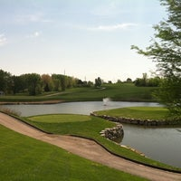 Photo taken at Adams Pointe Golf Club by Sean B. on 4/5/2012