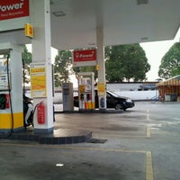Photo taken at Shell by Siti Aminah A. on 3/21/2012