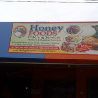 Photo taken at Honey Foods Catering by William U. on 9/13/2012