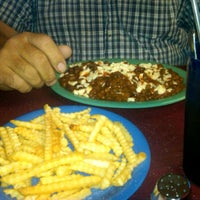Photo taken at Waffles n more by Dale M. on 8/4/2012