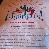 Photo taken at Juanito's Mexican Restaurant by Noel E. on 5/12/2012