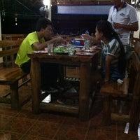 Photo taken at ร้านกบครัวขวัญ by nareerat J. on 6/22/2012
