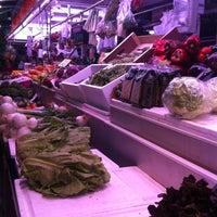 Photo taken at Mercat de Russafa by John M. on 9/1/2012