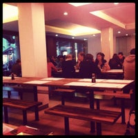 Photo taken at wagamama by Brian W. on 5/17/2012