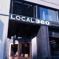 Photo taken at Local 360 by Edward N. on 7/10/2012