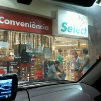 Photo taken at Shell Select by Marcio P. on 2/20/2012