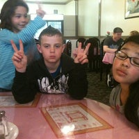 Photo taken at China Garden by Genevieve L. on 3/16/2012