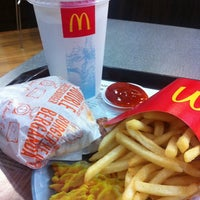 Photo taken at McDonald's by Justin J. on 5/8/2012