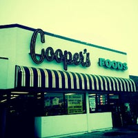 Photo taken at Cooper's County Market by Christopher F. on 8/4/2012