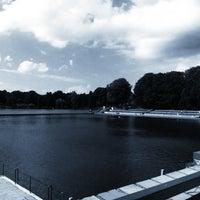 Das Foto wurde bei Schumachers Biergarten von djane0815 am 8/25/2012 aufgenommen