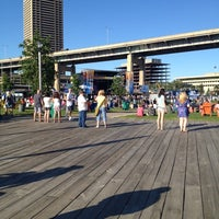 Photo taken at Thursday at Canalside by Shannon L. on 6/14/2012