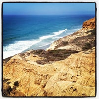 Photo taken at Torrey Pines State Natural Reserve by Nick F. on 9/3/2012