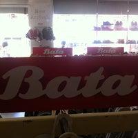 Photo taken at Bata by Shaxna on 6/27/2012