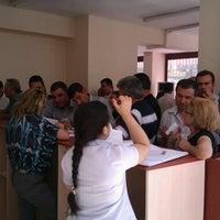 Photo taken at T.C. Etimesgut Tapu Müdürlüğü by Cihat E. on 7/10/2012