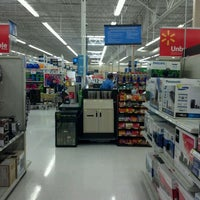 Photo taken at Walmart Supercenter by Robert M. on 4/14/2012