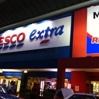 Photo taken at Tesco Extra by Norliszah B. on 4/21/2012