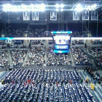 Photo taken at Cintas Center by Jennifer L. on 5/12/2012