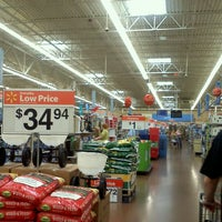 Photo taken at Walmart Supercenter by Joy L. on 3/16/2012