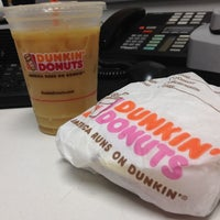 Photo taken at Dunkin' Donuts by Mikey B. on 8/6/2012