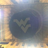 Photo taken at WVU Coliseum by Anthony H. on 4/27/2012