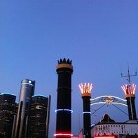 Photo taken at Detroit Princess by Matthew Franklin on 6/20/2012