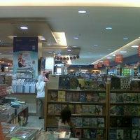 Photo taken at Gramedia by Rangga P. on 8/3/2012