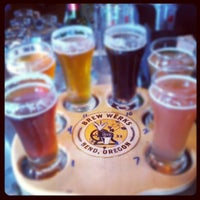 Photo taken at Old Mill Brew Wërks by Don B. on 8/22/2012