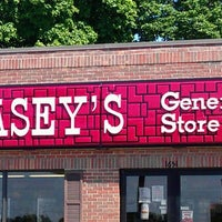 Photo taken at Casey's General Store by Bob T. on 5/10/2012