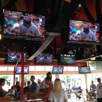 Photo taken at DraftKings Fantasy Sports Zone by Jason P. on 7/29/2012