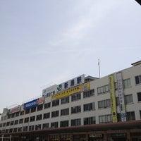 Photo taken at Niigata Station by daisuke h. on 4/29/2012