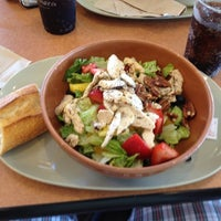 Photo taken at Panera Bread by Cesar A. on 8/14/2012