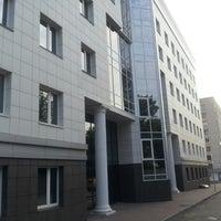 Photo taken at Кировский областной суд by Aztek♻️ on 7/5/2012