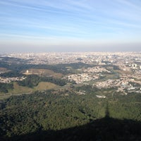 Photo taken at Pico do Jaraguá by Ricardo R. on 7/14/2012