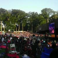 Photo taken at Merriweather Post Pavilion by Samira H. on 8/4/2012