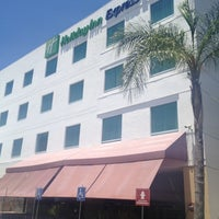 Photo taken at Holiday Inn Express Hotel & Suites by Manuel M. on 5/21/2012