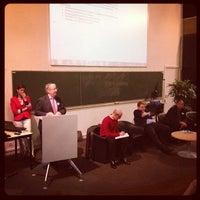 Photo taken at Ecole Centrale De Lille by Jeremie L. on 3/31/2012