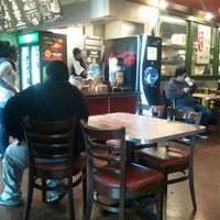Photo taken at Wingstop by Ron W. on 4/22/2012