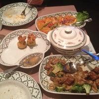 Photo taken at Bangkok Cuisine by Christopher C. on 8/31/2012
