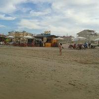 Photo taken at Chiringuito Duna by Francisco Javier L. on 8/31/2012