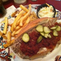 Photo taken at Pickles Grill & Bar by Amber H. on 7/6/2012