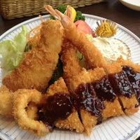 Photo taken at 洋食屋ポニー by とらまる on 7/22/2012