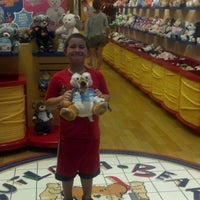Photo taken at Build-A-Bear Workshop by Alexis A. on 7/12/2012